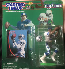 Deion Sanders Dallas Cowboys Starting Lineup Figure 1998 Edition NFL Kenner
