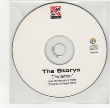 (FQ429) The Storys, Cinnamon Live Performance  from Children in Need- 2005 DJ CD