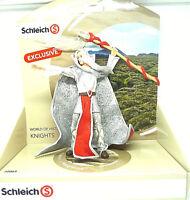 3-3-2) Schleich (72063)  Exclusive Greifenritter Magier Ritter Sonderbemalung