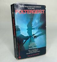 Poltergeist by James Kahn 1982 1st Print (Steven Spielberg Movie tie-in)