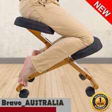 Adjustable Yoga Kneeling Chair Knee Medical Ergonomic Stretch Stress Office Seat