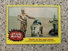 1977 Topps Star Wars Series 3 Trading Cards 41