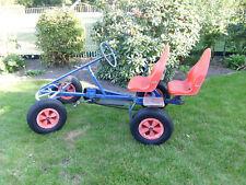 Berg Kettcar, Go Kart Doppelsitzer