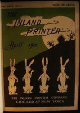 THE INLAND PRINTER A TECHNICAL JOURNAL 27 Printing Binding Ink Color Publishing