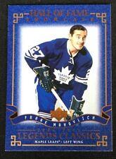 Frank Mahovlich 2004-05 UD Legends Classics #94 - Toronto Maple Leafs