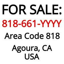 Agoura, CA : 818-661-YYYY