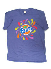 Fanta Splash Purple Heather Tee T-shirt 4X-Large 4XL  - BRAND NEW