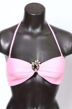 Ropa de baño de mujer de color principal rosa de poliamida talla L