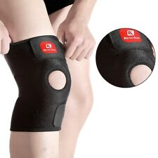 Knee Brace Open Patella Support Adjustable Elastic Sports Kneecap #mi XsAzE kjy