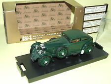 BENTLEY SPEED SIX 1928     BRUMM R184