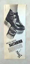 D585 - Advertising Pubblicità - 1975 - SCARPE SULTANINO