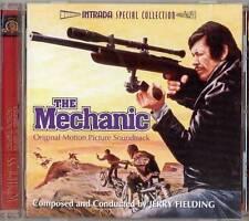 THE MECHANIC Jerry Fielding ULTRA RARE LTD. INTRADA CD