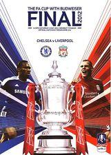 FA CUP FINAL 2012: Chelsea v Liverpool