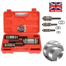 3PC Exhaust Tail Pipe Expander Kit Tool Set Custom Build Car with Carry Case UK