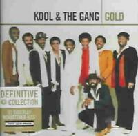 KOOL & THE GANG - GOLD USED - VERY GOOD CD