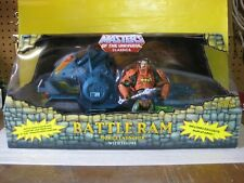 "MOTUC Masters Of The Universe Classics 6"" Battle Ram New MIP Man At Arms Super 7"
