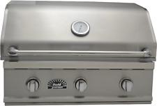 Sole 32 Inch Luxury Tr Propane Grill