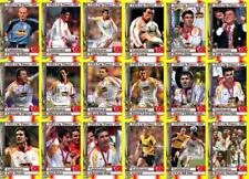 Galatasaray UEFA Cup Winners 2000 football trading cards