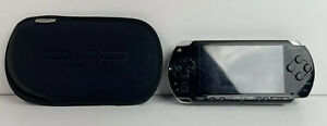 Sony PSP-1001 Console Only With Sold Case For Parts Or Repair Only Clean