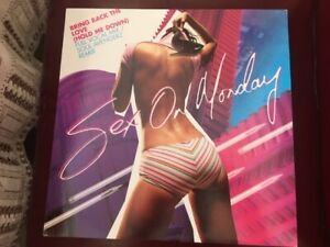 Sex On Monday - Bring Back The Love vinyl 12""
