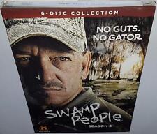 SWAMP PEOPLE COMPLETE SEASON 3 BRAND NEW SEALED R1 DVD