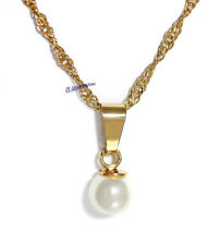 GUESS Kette Necklace Halskette Anhänger Gold Logo Strass Beauty