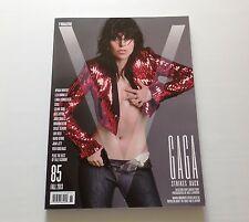 Lady Gaga, Miranda Kerr V Magazine #85 Fall 2013 New