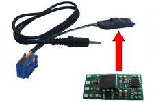 AUX In Adapter MP3 12-Pin CD Wechsler für Original VW Radio MFD Delta Premium