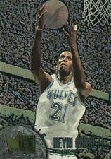1995-96 Metal #167 Kevin Garnett RC Rookie
