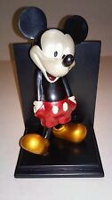 DISNEY MICKEY MOUSE SINGLE BOOKEND FIGURE