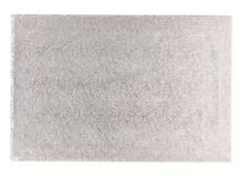 """30 x 18 """" inch LARGE OBLONG RECTANGLE CAKE BOARD DRUM Silver NEXT DAY DESPATCH!"""