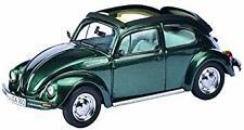 """Schuco 1/43 VW Käfer """"Open Air"""", Green - 450387800"""
