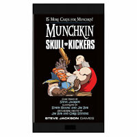 Munchkin Skullkickers - Munchkin Booster - Expansion - New