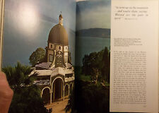 IN THE FOOTSTEPS OF JESUS - W.E. PAX - PILGRIMAGE - ISRAEL - PALESTINE - BOOK