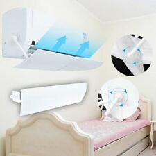 Retractable Air Conditioning Anti-direct Blow Wind Deflector 58cm~101.5cm