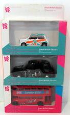 Great British Classics 3 Diecast GBC003 - London Olympics 2012 - Bus Taxi Mini