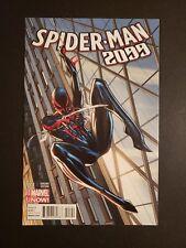 Spider-Man 2099 #1 Volume 2 * 1 Book Lot * J Scott Campbell Variant