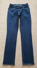 "Levi's ""Supreme Curve"" Stretch Denim Jeans Womens Size 29 x 33 Straight Leg"