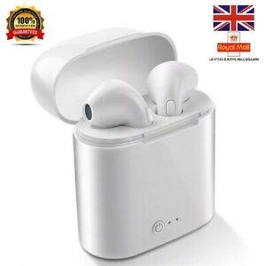 Bluetooth 5.0 Wireless Headphones Earphones In-Ear Pods For iPhone Android