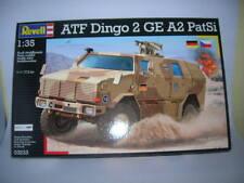REVELL ATF Dingo 2 GE a2 Patsi Kit Kit 1:35 art. 03233 armée