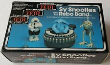 More details for vintage 1983 tri logo star wars sy snootles and the rebo band set - mint, sealed