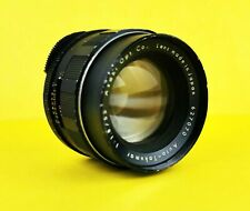 PENTAX Asahi Auto-Takumar 1:8 55mm  Manual Focus M42 Lens