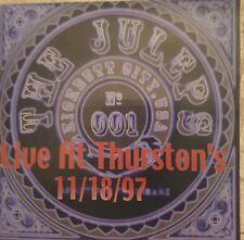 Live At Thurston's 11/18/97 [Used Audio CD Very Good Condition Juleps Mp3.com