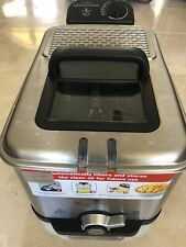 New ListingT-Fal Ultimate Ez Clean Kitchen Deep Fryer with Oil Filtration Model F58-M1