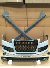 Audi RS7 BodyKit For A7 S7 Conversion 2010-2014 Front Bumper Grill Diffuser UK
