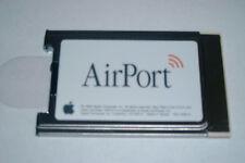 MAC APPLE ORIGINAL AIRPORT CARD PART NUMBER 630-2883/C 128BITS 017591/A 825-5620
