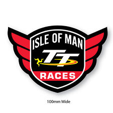 Official Isle of Man TT Wing's Patch 3