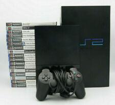 Sony PlayStation 2 PS2 Konsole versch. Modelle FAT & Slim + Controller & Spiel