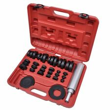19 pcs Bushing Bearing Race and Seal Install Driver Tool Set Kit w/ Storage Box