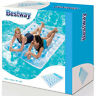 Inflatable Swimming Pool Floating Mat Lilo Bestway Double Lounger Beach Sun Bed
